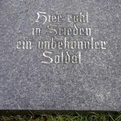 Friedhof Steinkirchen, Grab von Waclaw Szelagowski