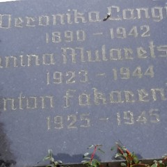 Friedhof Jork-Estebrügge