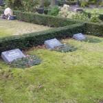 Fredenbeck - Schwinge, Friedhof