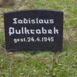 Horneburg, Alter Friedhof