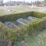 Hagenah, Friedhof