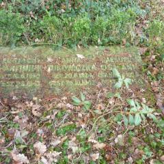Friedhof Buxtehude, Stader Strasse